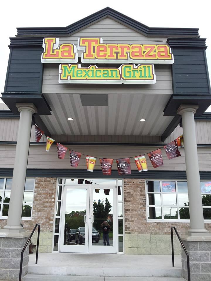 la terraza mexicana grill